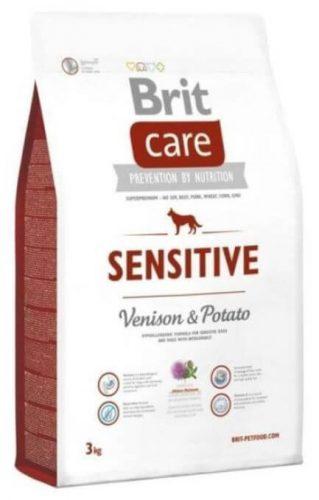BRIT CARE SENSITIV VENISON & POTATO 1 kg