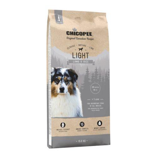 Chicopee CNL Light Lamb & Rice 2 kg
