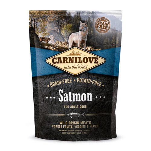 CarniLove Adult Salmon - Lazac 1,5 kg