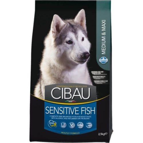 Cibau Sensitive Fish Medium/Maxi 2,5 kg