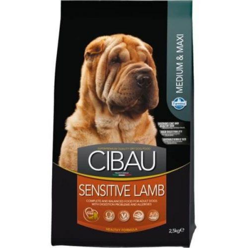 Cibau Sensitive Lamb Medium/Maxi 2,5 kg